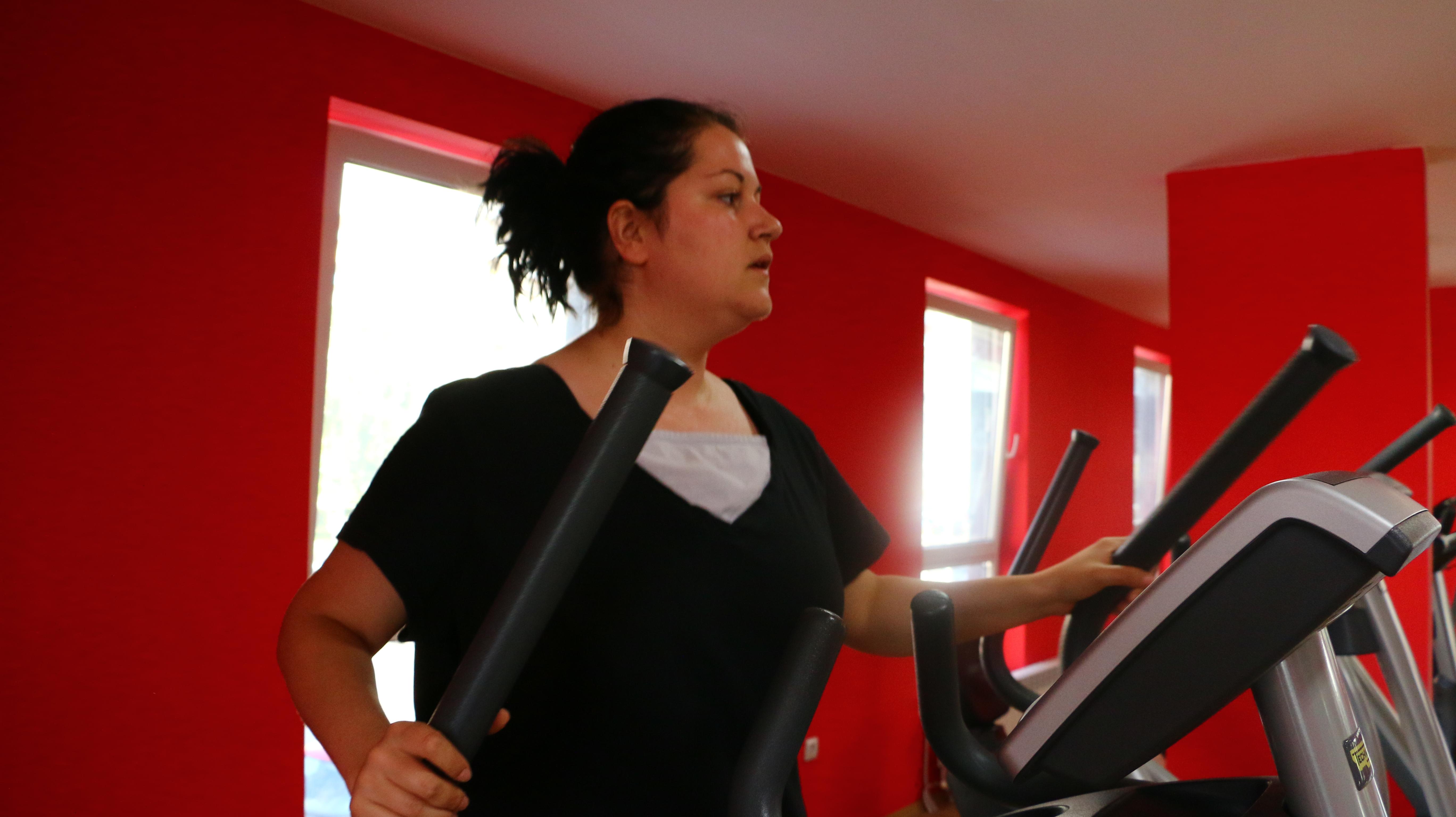 Състезанието на ФитПерсона - отслабване с индивидуален режим на хранене и тренировки