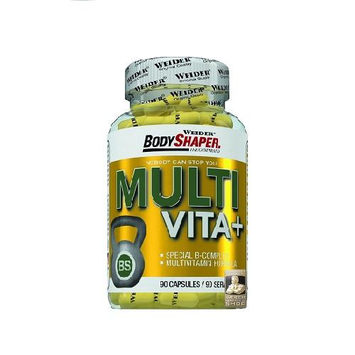 Multi Vita – мултивитамини + активиране на метаболизма, 90 капсули