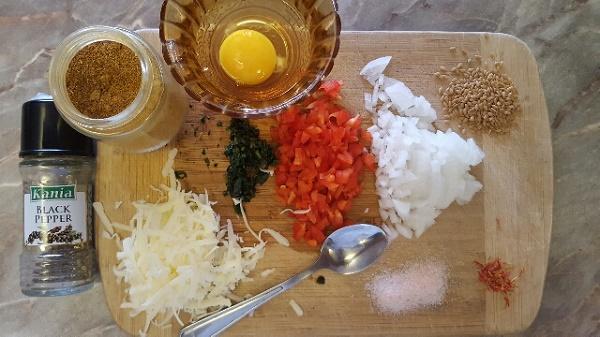 Екзотични оризови кюфтенца