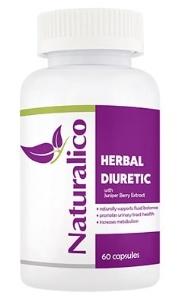 Herbal Diuretic – капсули за отводняване, 30 бр