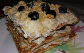 Френска селска торта готви и отслабвай
