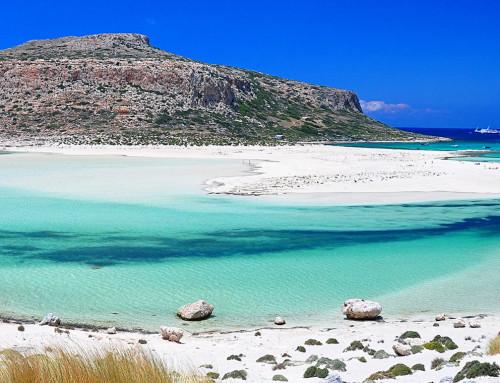 Фитперсона на остров Крит