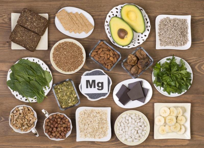 храни съдържащи магнезий