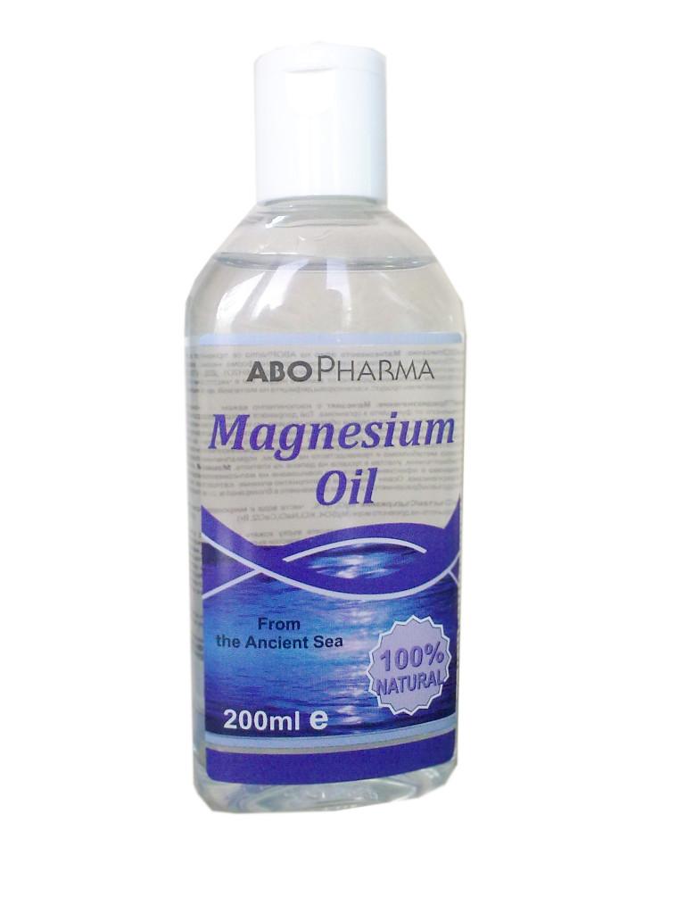 магнезиво олио