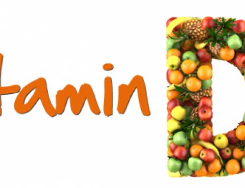 Изгори мазнините с витамин D